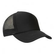 3803 Mesh Trucker Cap - Black