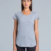 4008 Womens Mali Scoop T-shirt - Front