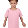 5100P Toddler Basic T-shirt - Baby Pink