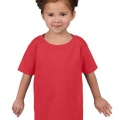 5100P Toddler Basic T-shirt - Red
