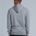 5107 Adults Traction Zip Hoodie - Back