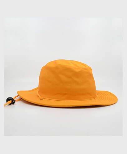 S6048 HW24 Safari Wide Brim Hat - Gold