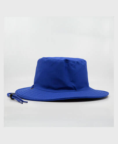 S6048 HW24 Safari Wide Brim Hat - Royal