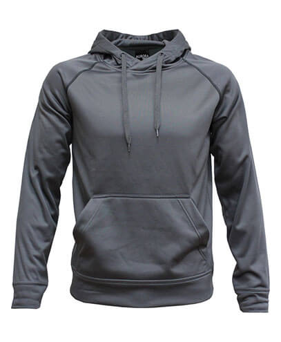 XTH Adults Performance Hoodie - Dark Grey