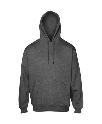 HSIK Kids Pullover Hoodie - Charcoal