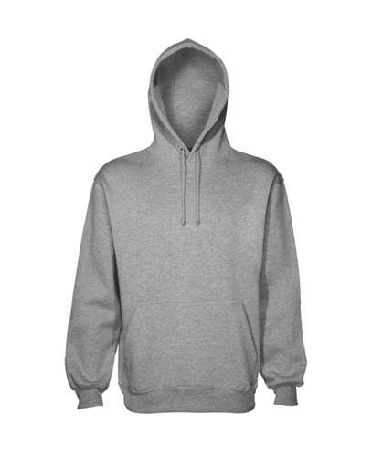 HSIK Kids Pullover Hoodie - Grey Marle