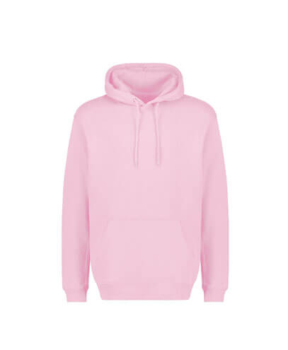 HSIK Kids Pullover Hoodie - Pale Pink