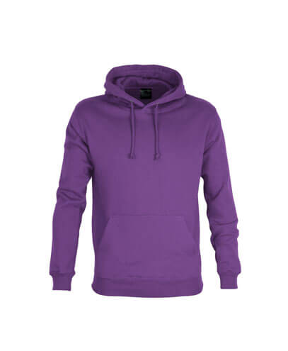 HSIK Kids Pullover Hoodie - Purple