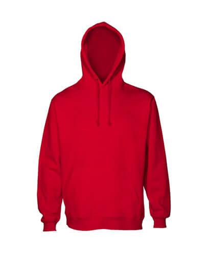 HSIK Kids Pullover Hoodie - Red