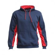 MPH Adults & Kids Matchpace Hoodie - Navy/Red