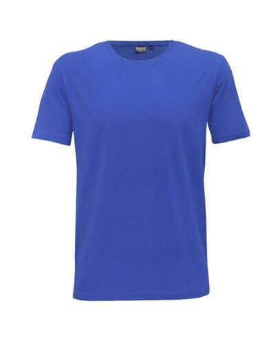 T102 Kids Outline T-Shirt - Deep Royal