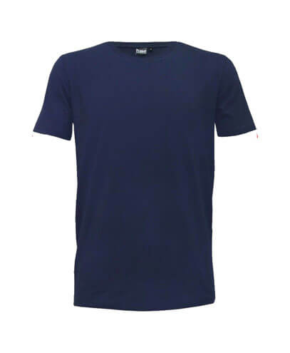 T102 Kids Outline T-Shirt - Navy
