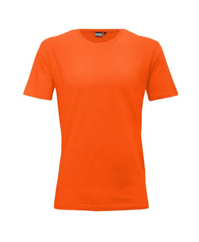 T102 Kids Outline T-Shirt - Orange