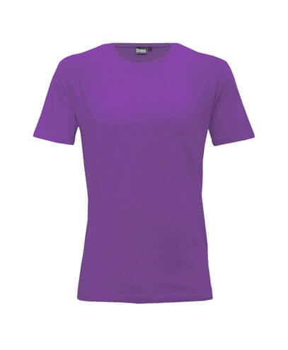 T102 Kids Outline T-Shirt - Purple