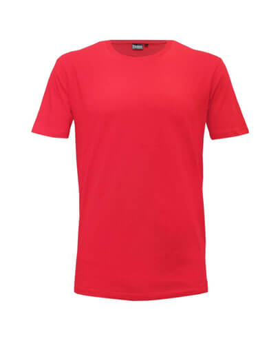 T102 Kids Outline T-Shirt - Red