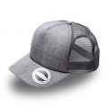 U15502 U Flex Foam Trucker Cap - Grey Melange