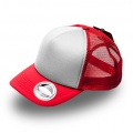 U15502 U Flex Foam Trucker Cap - Red / White
