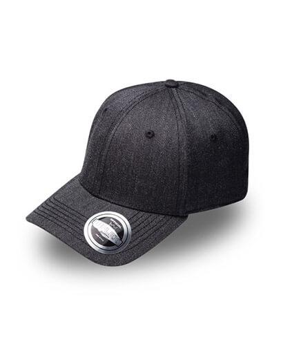 U15603 U Flex Pro Style Fitted Cap - Charcoal Melange
