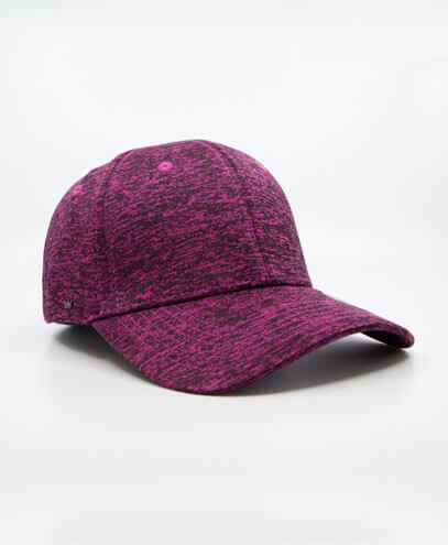 U15608 U Flex Pro Style Snapback Cap - Active Pink Melange