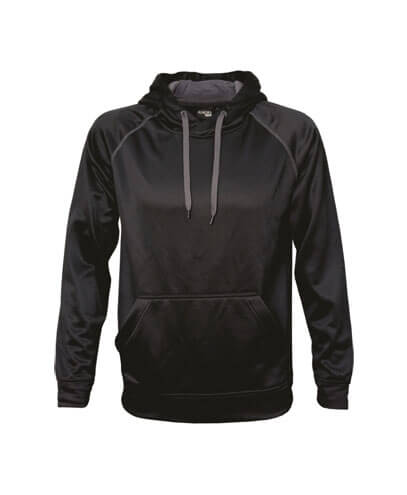 XTH-K Youth Performance Hoodie - Black