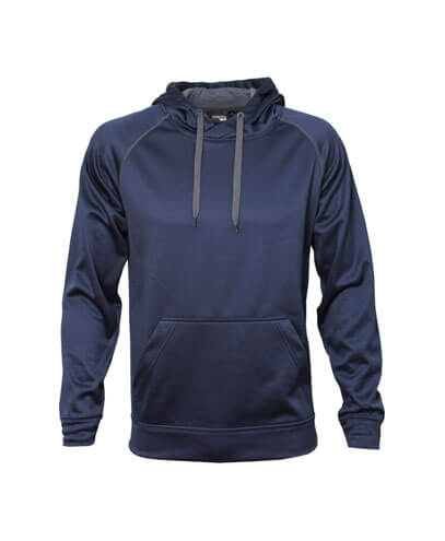 XTH-K Youth Performance Hoodie - Navy