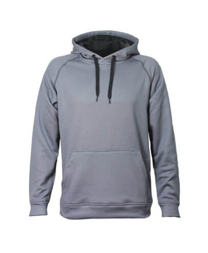 XTH-K Youth Performance Hoodie - Silver Marle