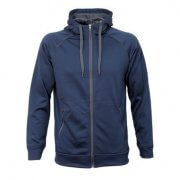 XTZ-K Youth Performance Zip Hoodie - Navy