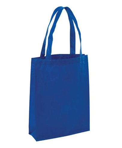 1167 Large Non-Woven Tote - Royal
