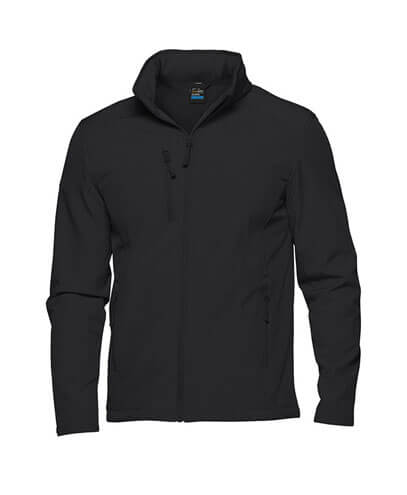 1513 Mens Olympus Softshell Jacket - Black