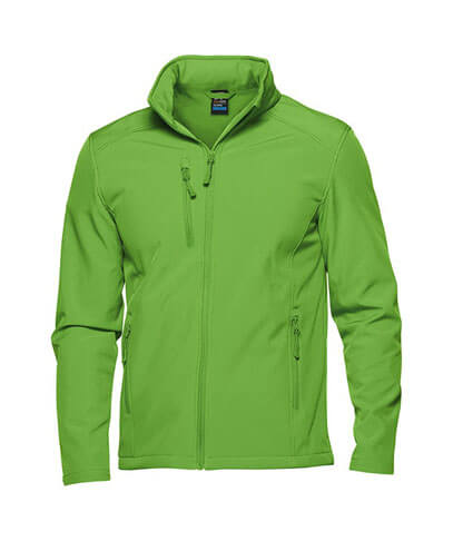 1513 Mens Olympus Softshell Jacket - Green