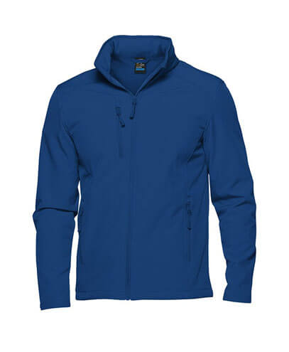 1513 Mens Olympus Softshell Jacket - Royal
