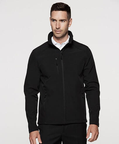 1513 Mens Olympus Softshell Jacket - Worn