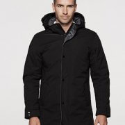 1519 Mens Parklands Jacket - Worn