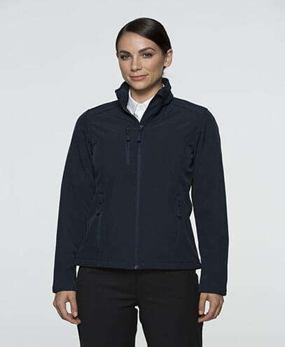 2513 Womens Olympus Softshell Jacket - Navy
