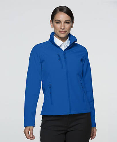 2513 Womens Olympus Softshell Jacket - Royal