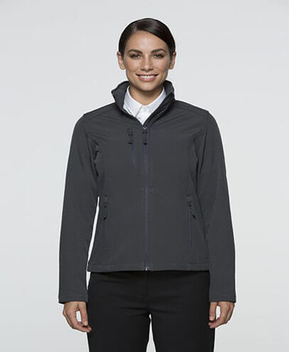 2513 Womens Olympus Softshell Jacket - Slate