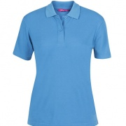 2LPS Ladies 210 Polo - Aqua