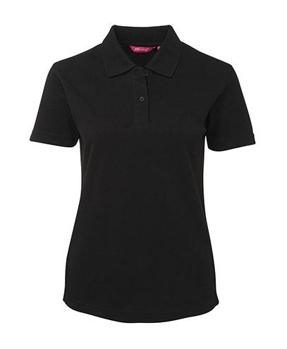 2LPS Ladies 210 Polo - Black