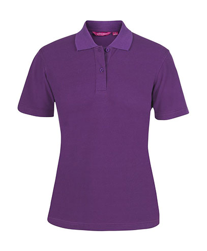 2LPS Ladies 210 Polo - Mulberry