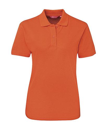 2LPS Ladies 210 Polo - Orange