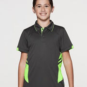 3311 Kids Tasman Polo - Worn by Girl Model