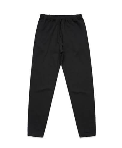 4067 Womens Surplus Track Pants - Black