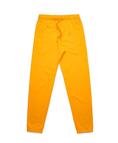 4067 Womens Surplus Track Pants - Gold