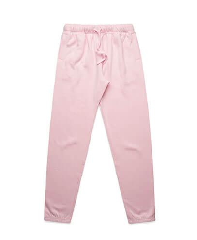 4067 Womens Surplus Track Pants - Pink