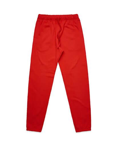 4067 Womens Surplus Track Pants - Red