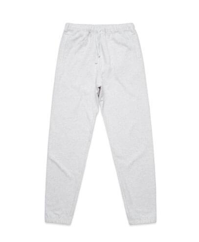 4067 Womens Surplus Track Pants - White Marle