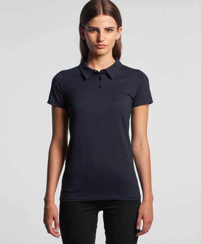 4402 Womens Amy Polo - Worn