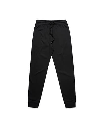 4920 Womens Premium Track Pants - Black