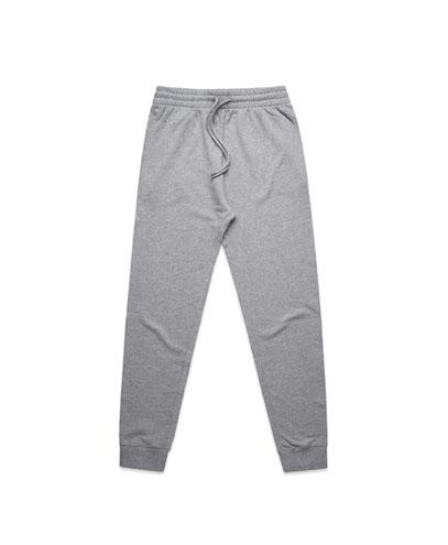 4920 Womens Premium Track Pants - Grey Marle