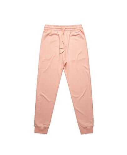 4920 Womens Premium Track Pants - Pale Pink